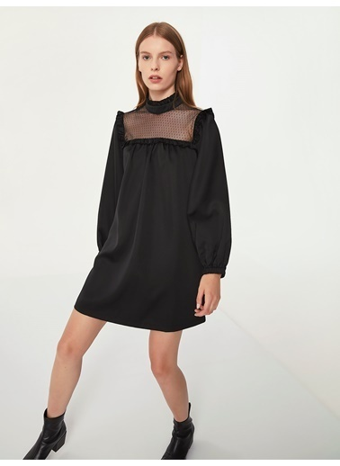 Twist Kadın  Elbise TW6200002268001 Siyah